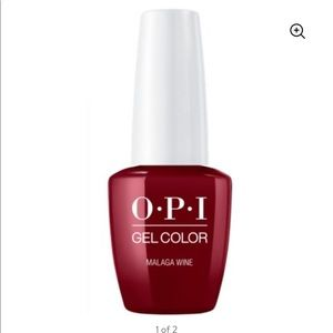 OPI Gel Color in Malaga Wine